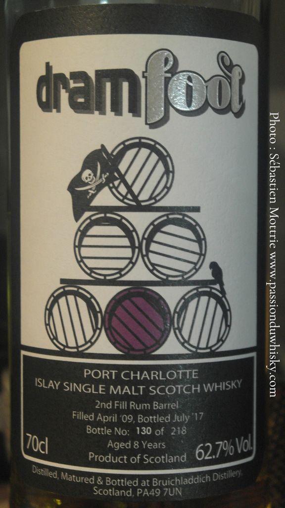 Port Charlotte 'Dramfool 6th Release'