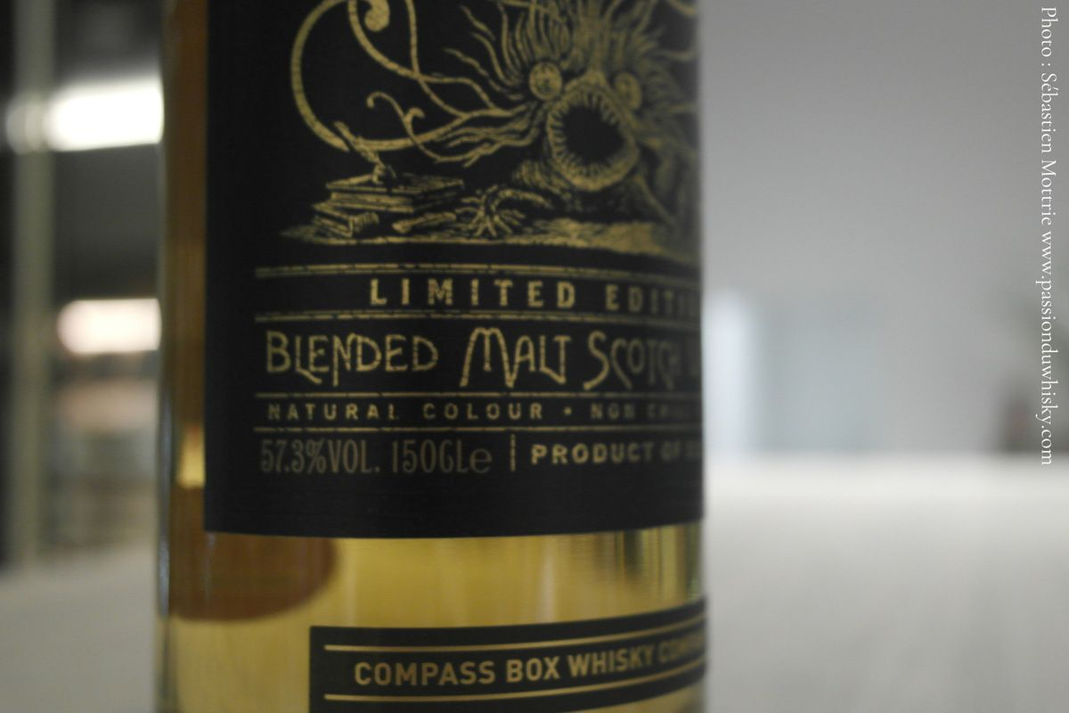 Compass Box Spaniard 2018