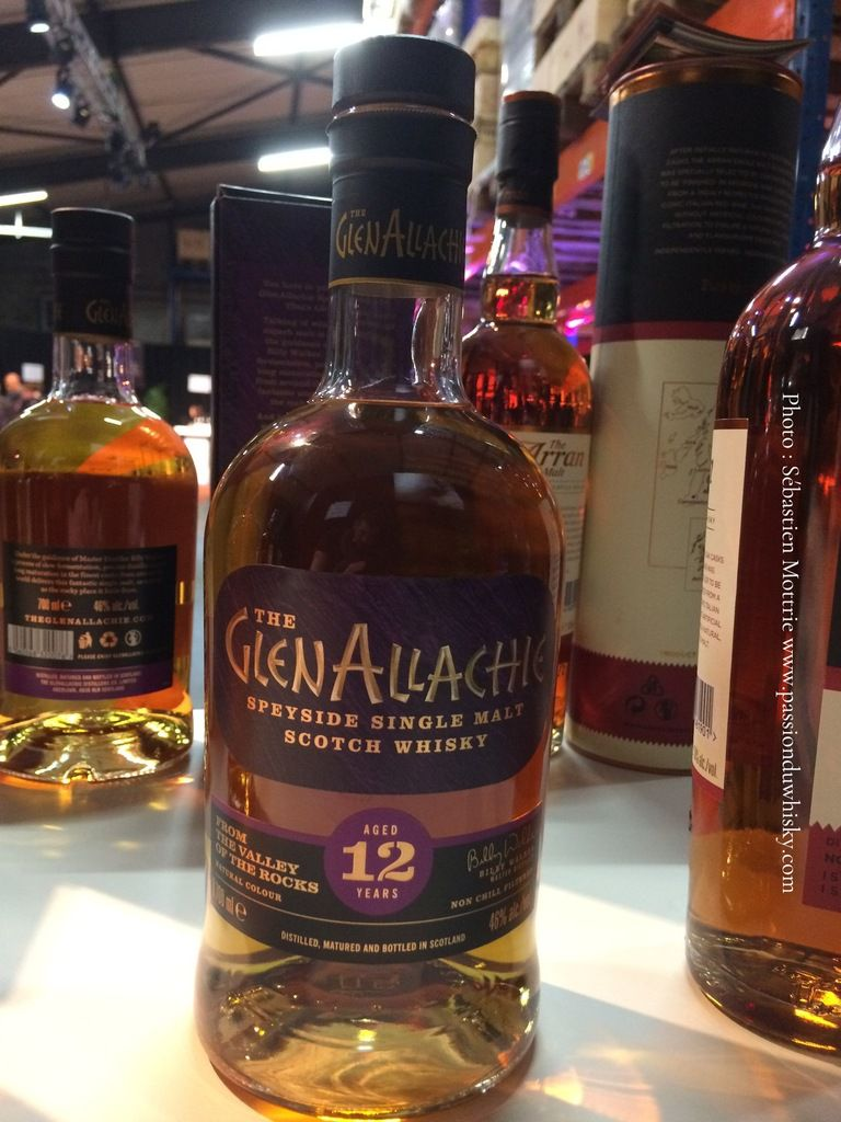 The Glenallachie 12Y