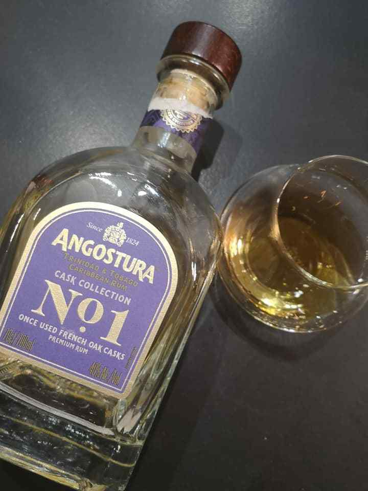Angostura n° 1 - Cask Collection