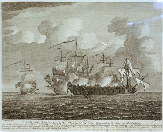 Admiral Rodney - HMS PRINCESSA