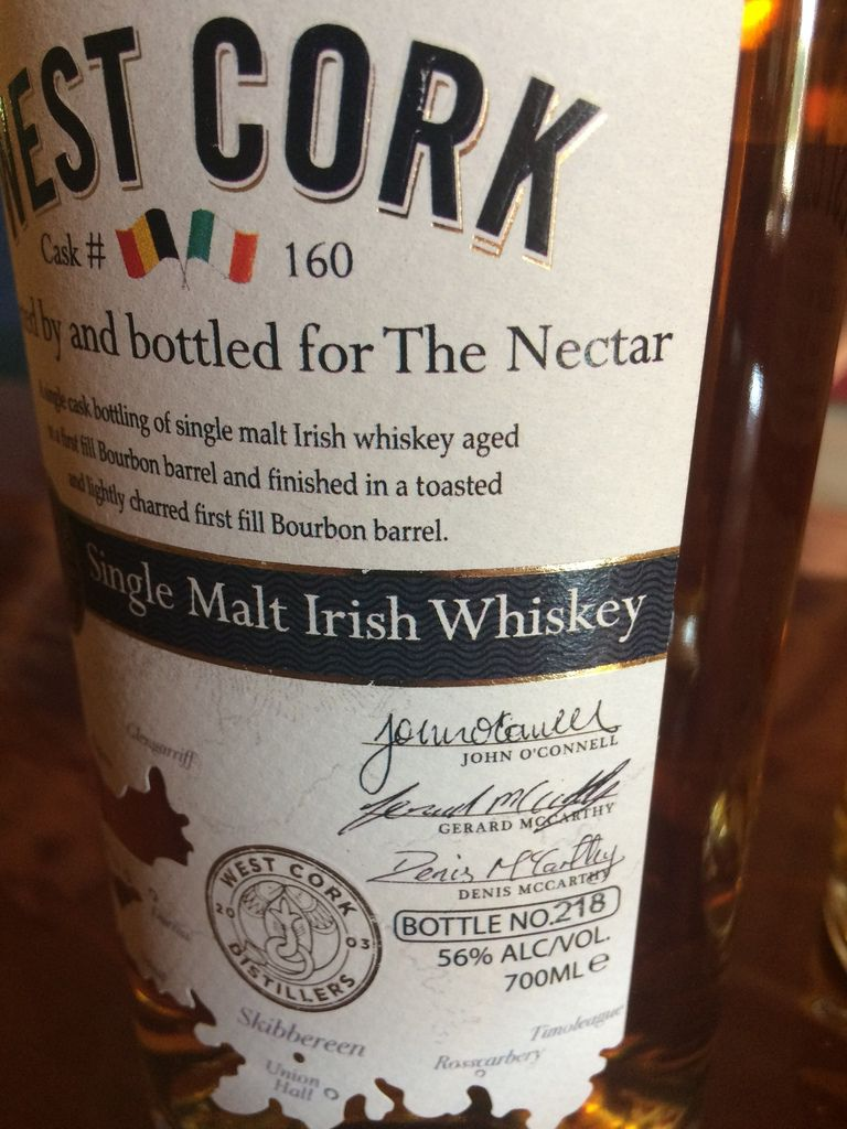West Cork Single Cask