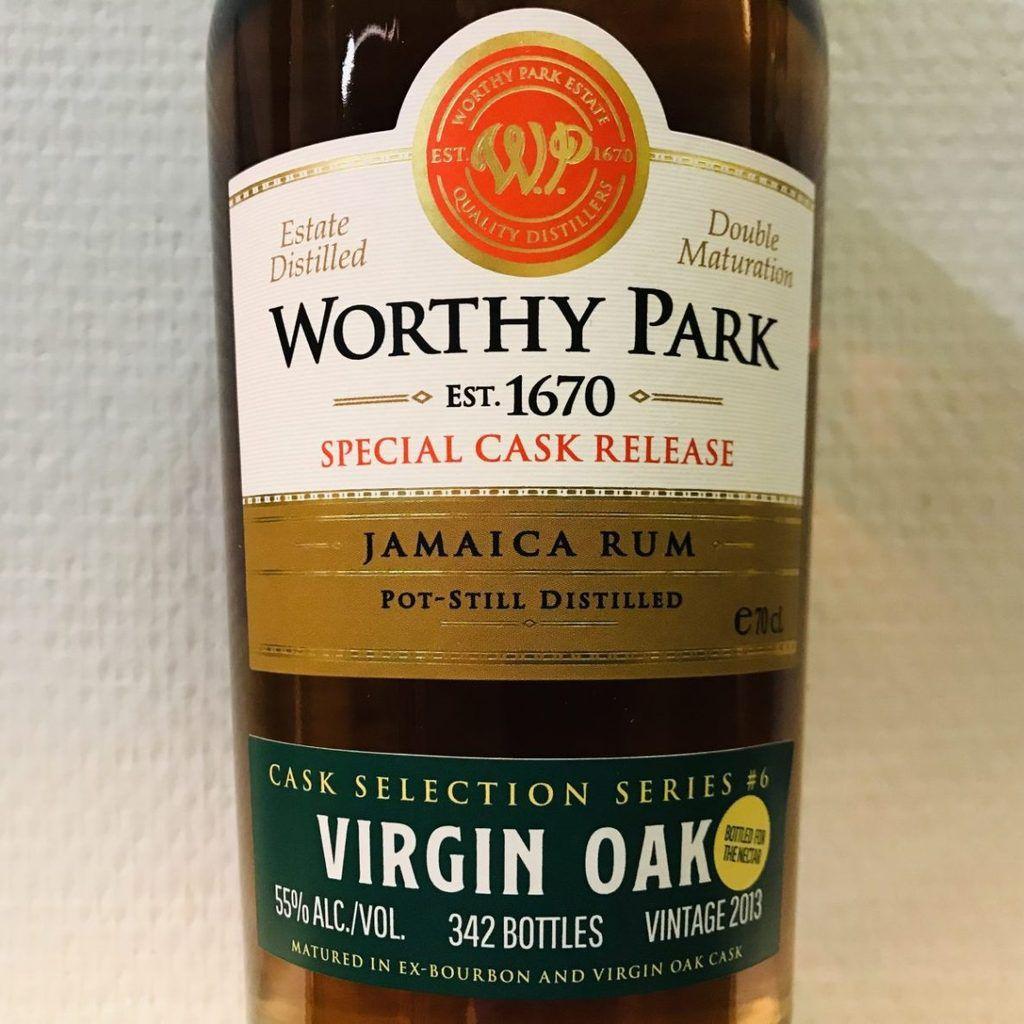 Revue Worthy Park - 12 YEARS / Quatre Vins / Virgin OAK / Oloroso