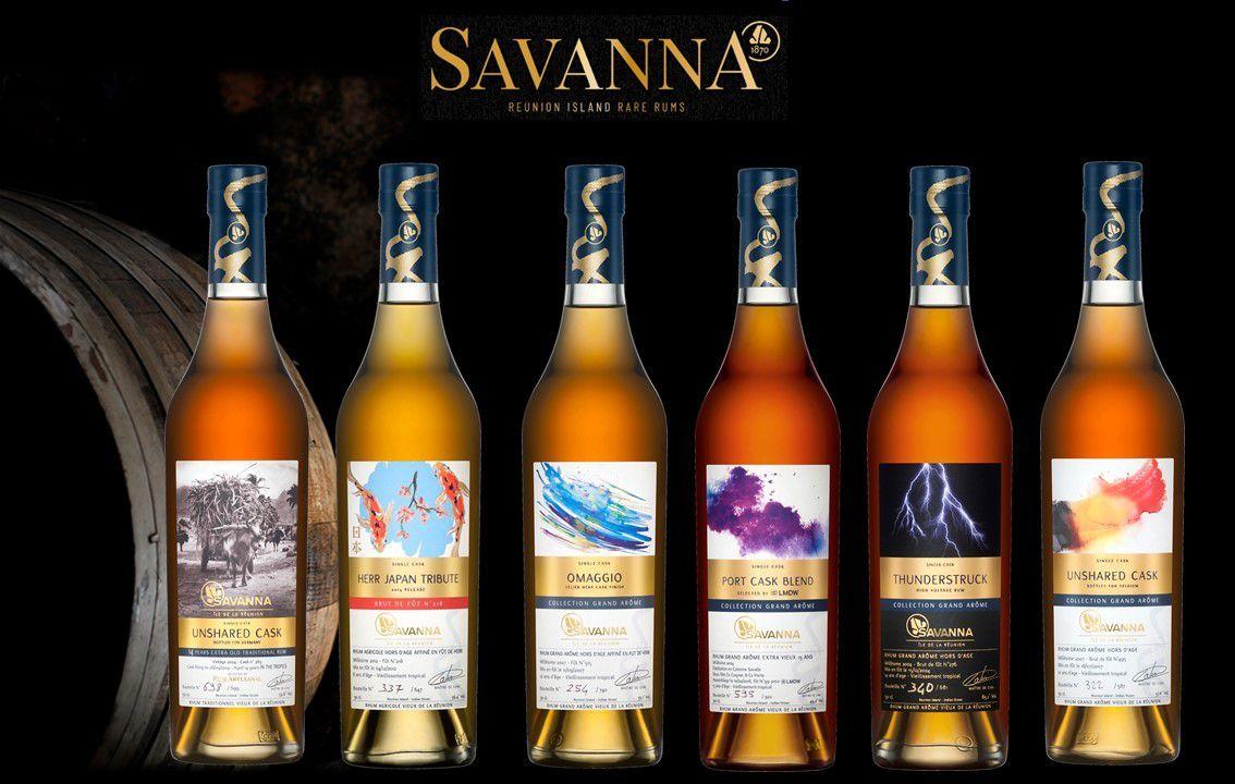 Savanna - Omaggio Herr Velier Finish