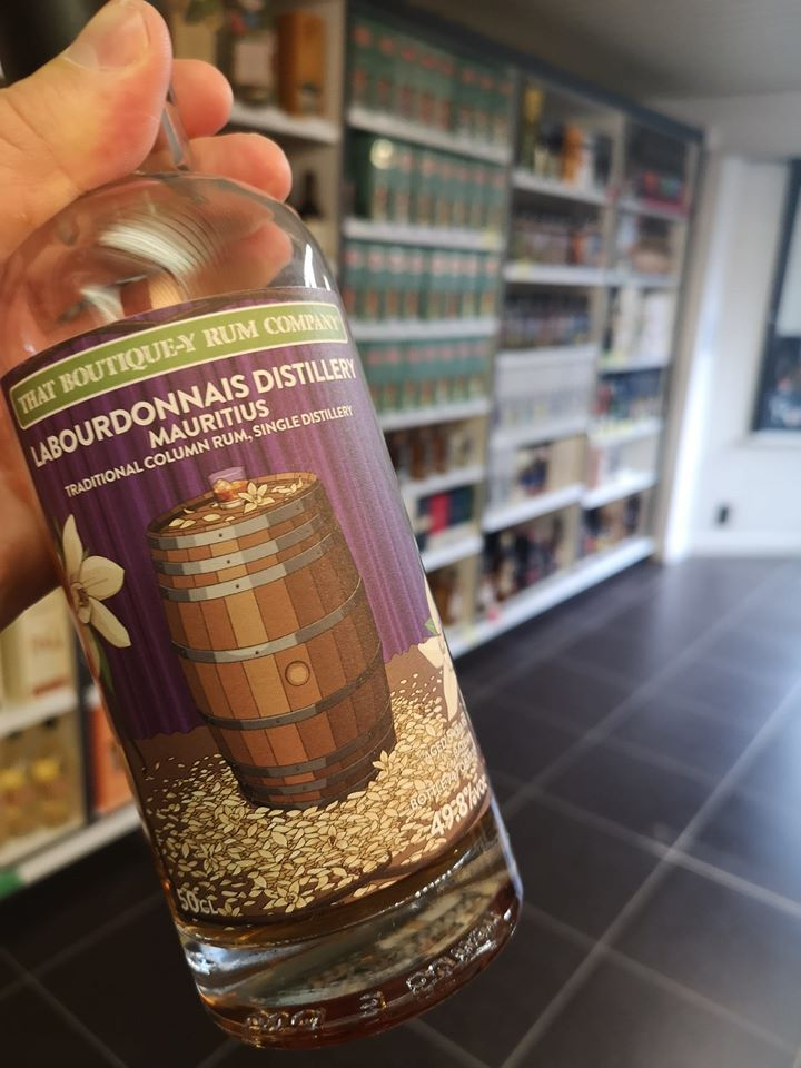 That Boutique Y RUM COMPANY - Labourdonnais Distillery 5y Mauritius