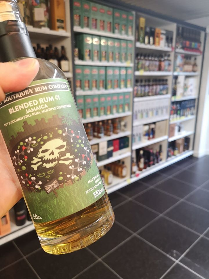 That Boutique Y RUM COMPANY - Blended Rum #1