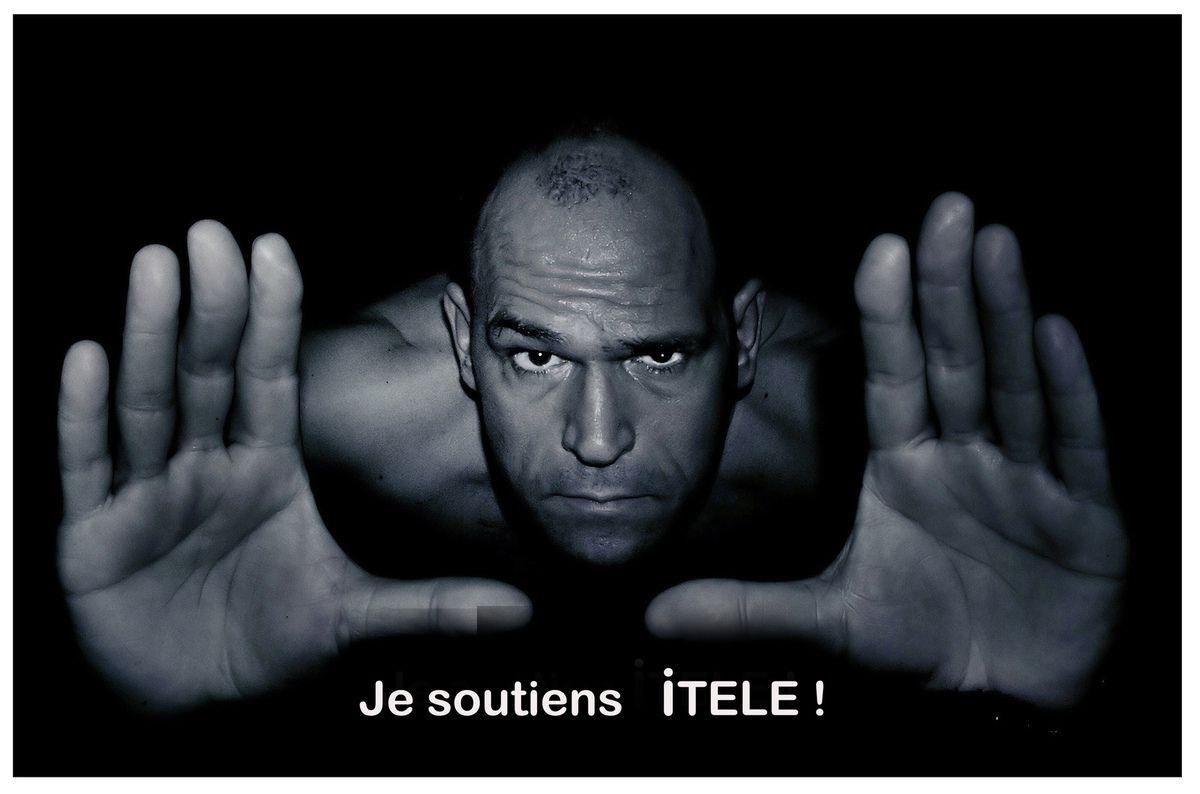 France. Je soutiens i-télé ! -  iTELE. Grève reconduite à 83 % pour un 24e jour jusqu'à jeudi