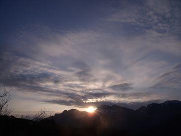 Le Soleil du Billat- Le Point de Ralliement