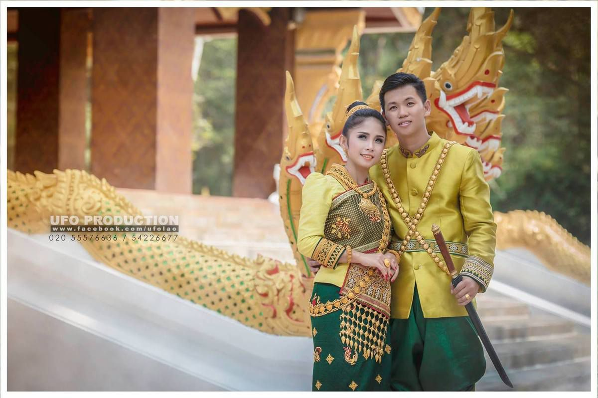 A Lao Wedding Wedding Customs From Ancient Laos