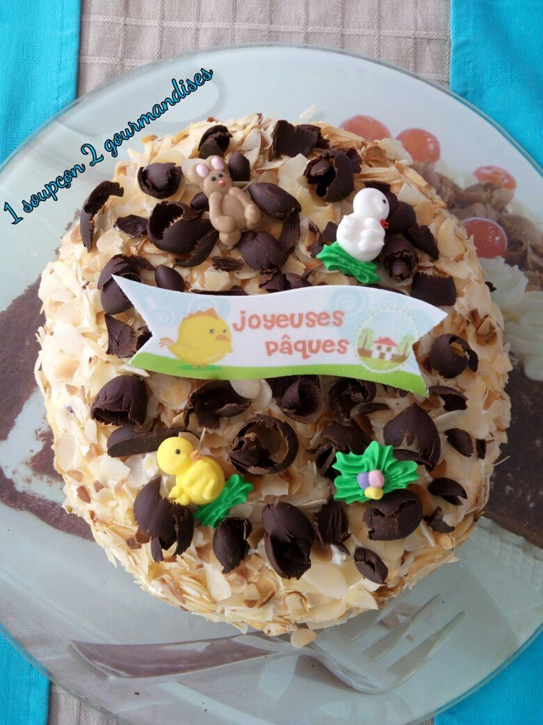 Gâteau Merveilleux aux Framboises
