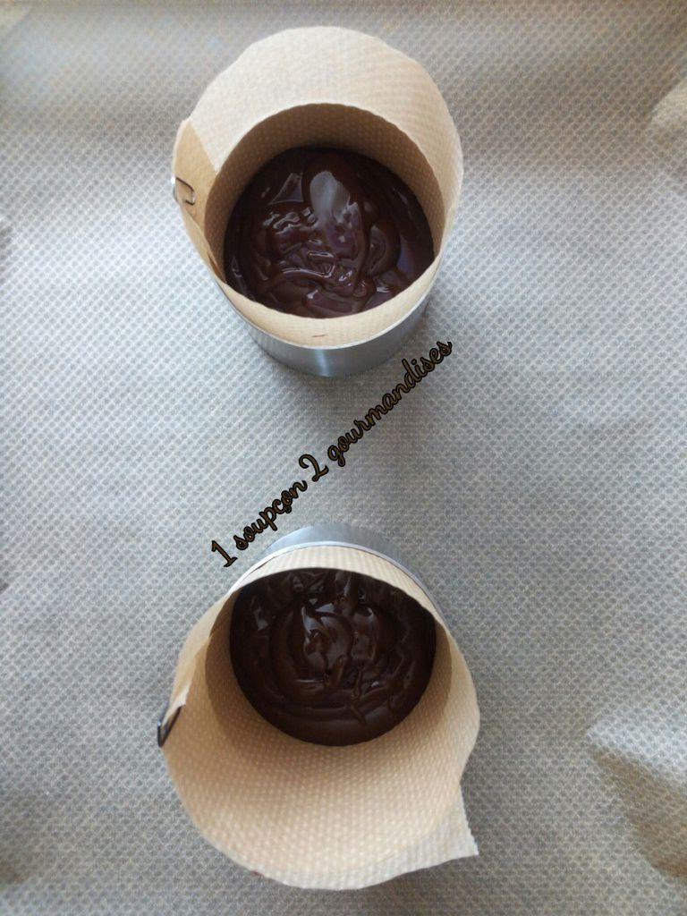 Moelleux Cœur Coulant au Chocolat Noir