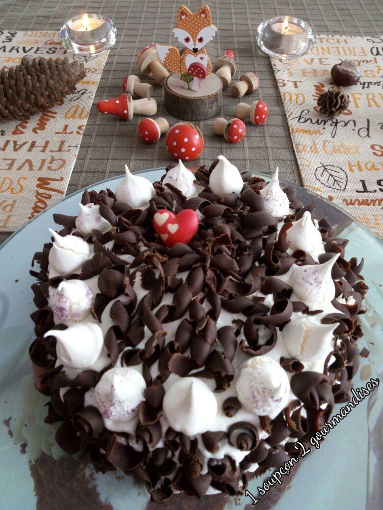 Version Gâteau