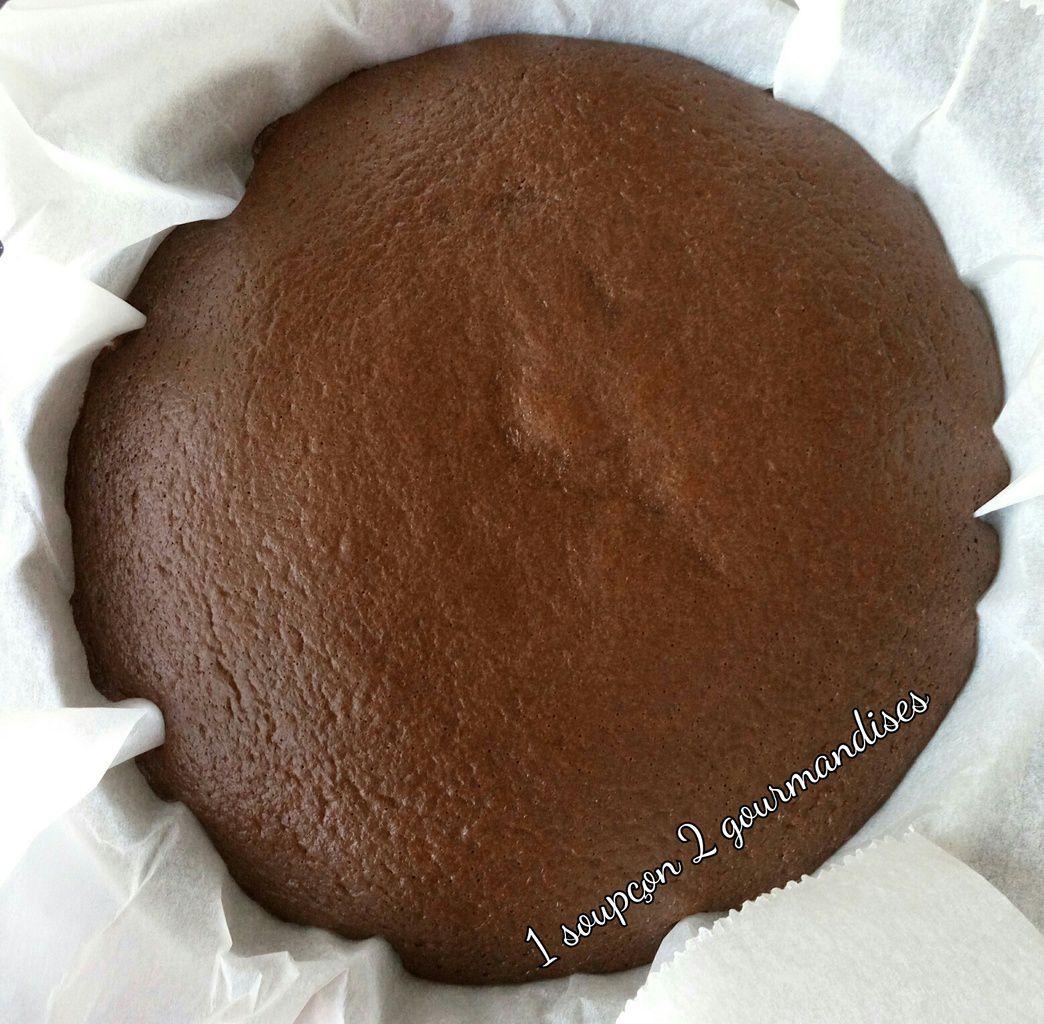 Fondant à la Pâte à Tartiner Banane-Chocolat