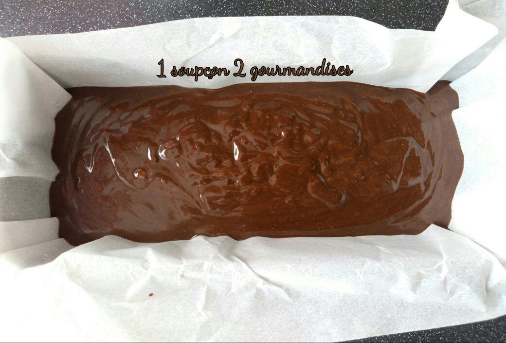Le Cakounet au Chocolat de Philippe Conticini