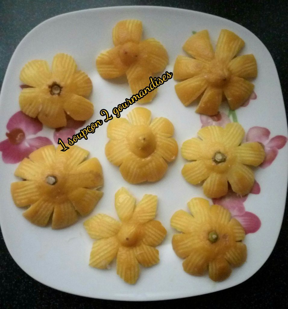 Fleurs Agrumes