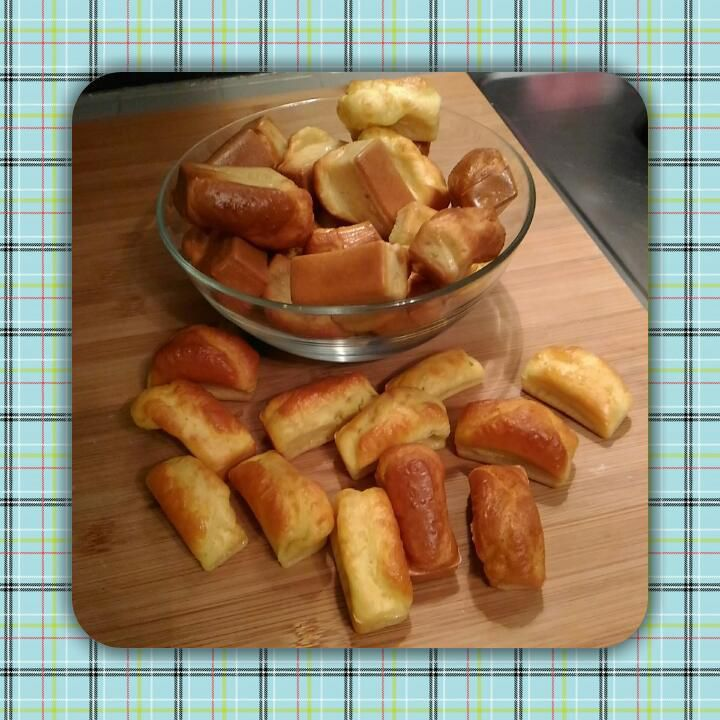 Mini-cakes cancoillotte