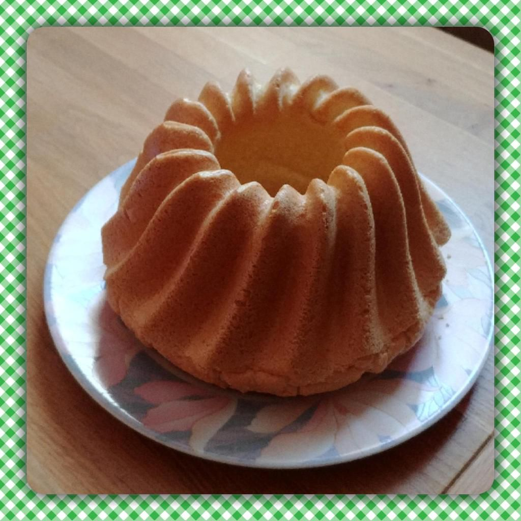 Gâteau façon brioche