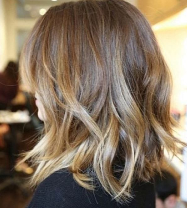 Ombré Hair Rouge