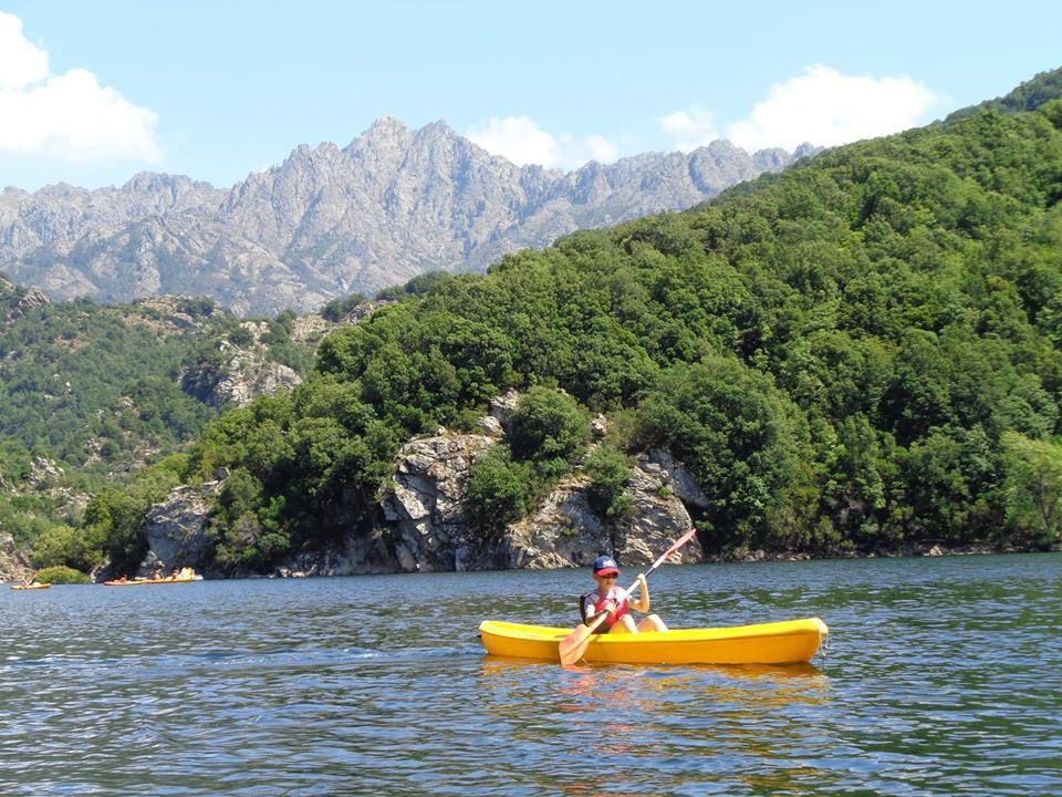 Lac de Tolla (552m) - Corse du Sud - 19/07/2018