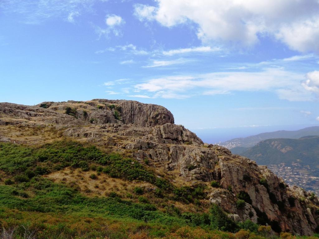 Montée à la Punta Pastinaca (814m) via le Rocher des Gozzi (716m) - Corse du Sud - 22/07/2018