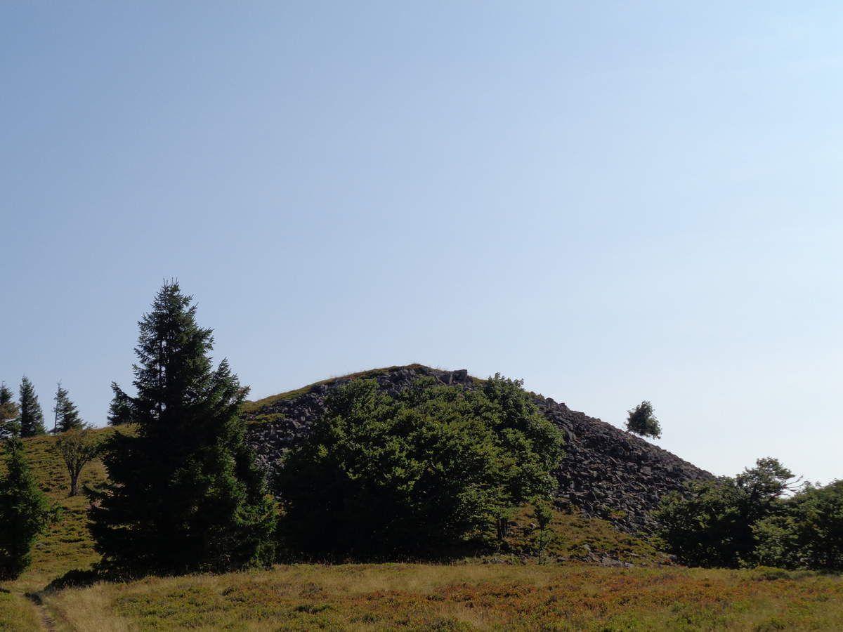 Le Klintzkopf  (1330 m) - 02/08/2018