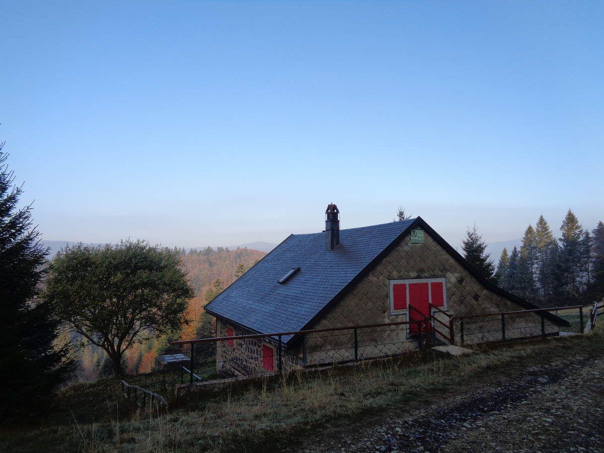 Autour du Schnepfenriedkopf (1258m) - Sortie Cairns67 - 20/10/2018