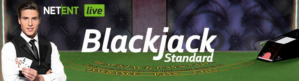 Mobile Standard Blackjack NetEnt