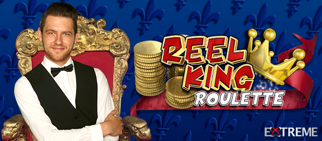 Reel King Roulette Extreme Live Gaming