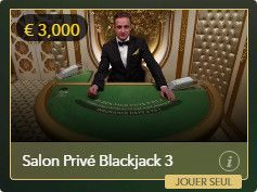 Salon Privé Blackjack 3