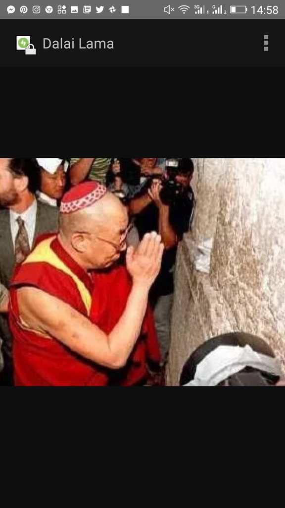 Dalaï Lama chef bouddhiste
