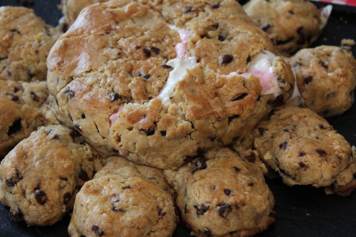 Le XXL Cookies Oreo Chamallow,