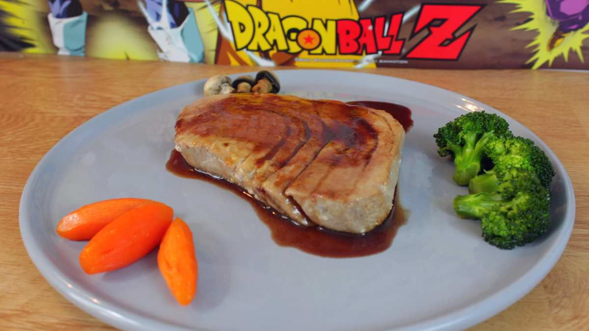 Recette de Geek #13 : Le Steak de Big Toro ! (Crossover One Piece, Dragon Ball Z, Toriko)