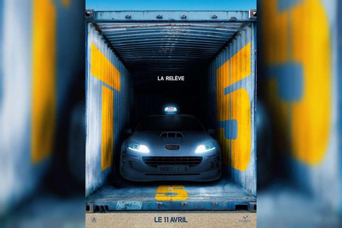 Taxi 5 - Sortie le 11 avril 2018