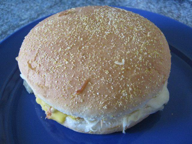 [Lidl] Pulled Pork Burger - Premium Burger für die Mikrowelle