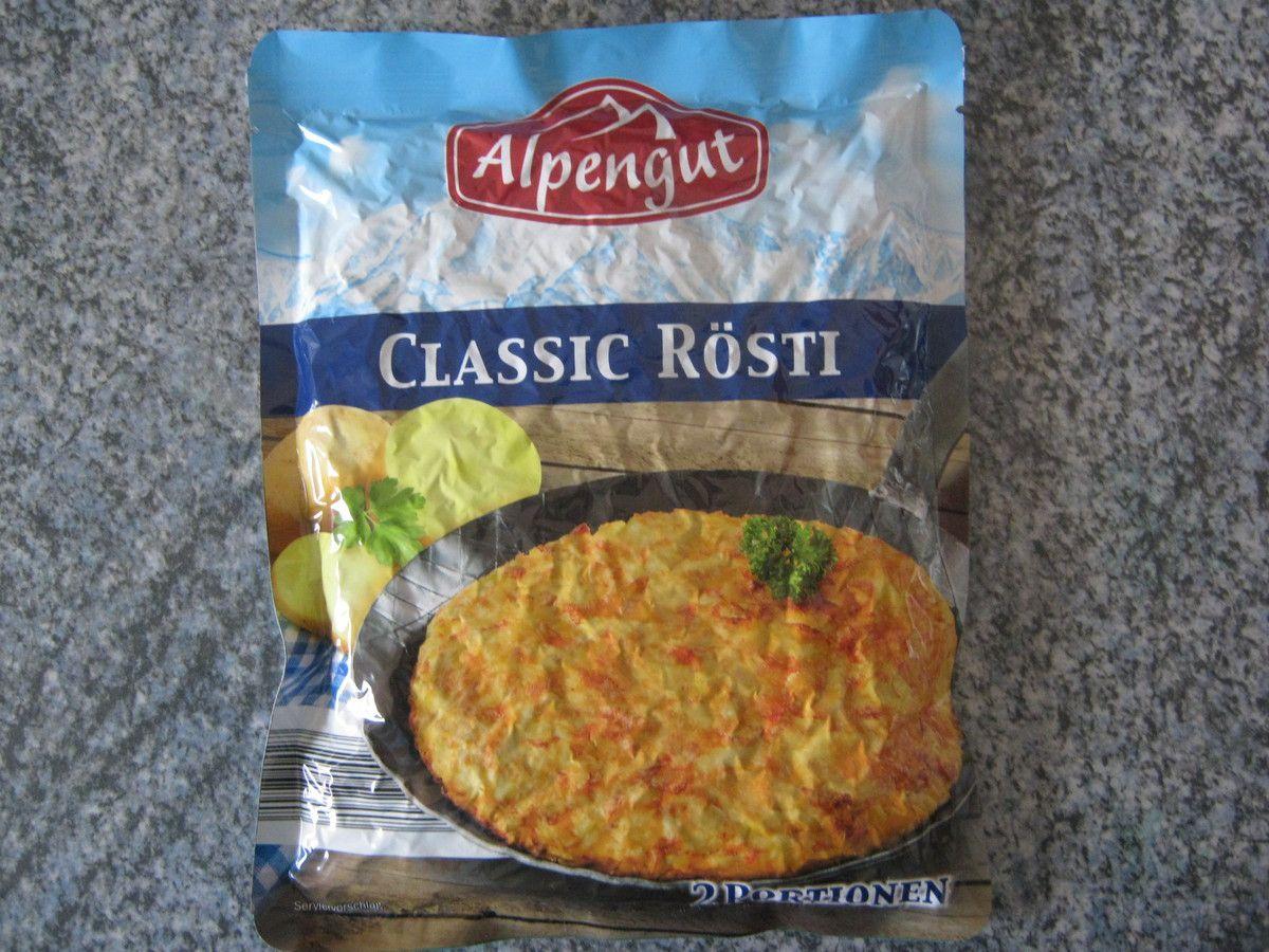 [Lidl] Alpengut Classic Rösti