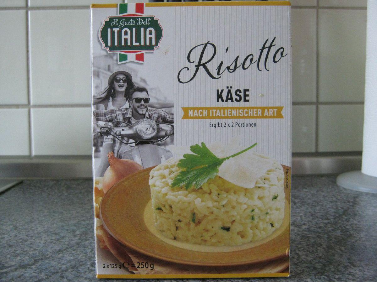 [Aldi Nord] Italia Risotto Käse