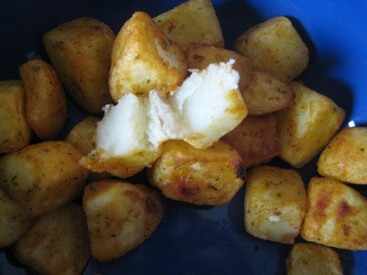 [Lidl] Sol&Mar Patatas Bravas (Würfelkartoffeln gewürzt)