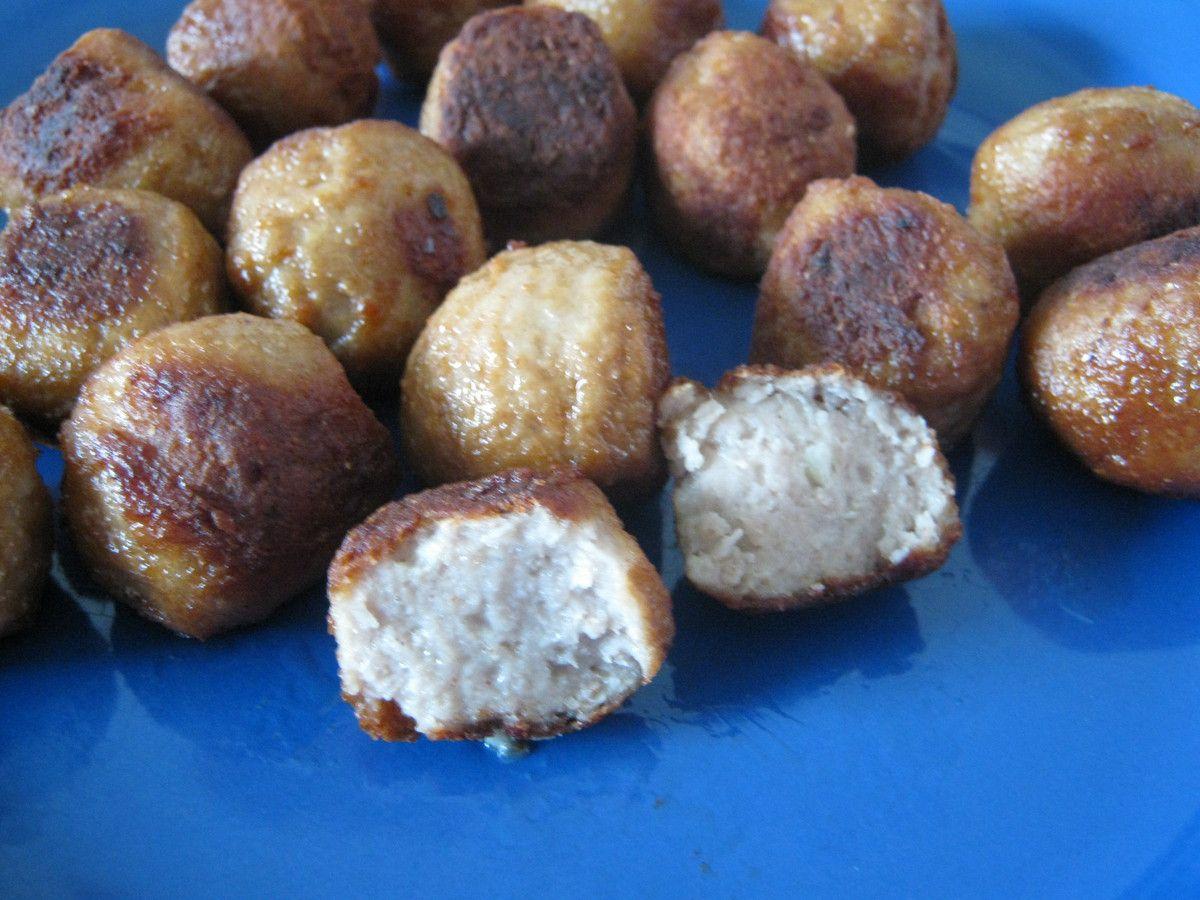 [Lidl] Sodergarden Swedish Meatballs - Köttbullar