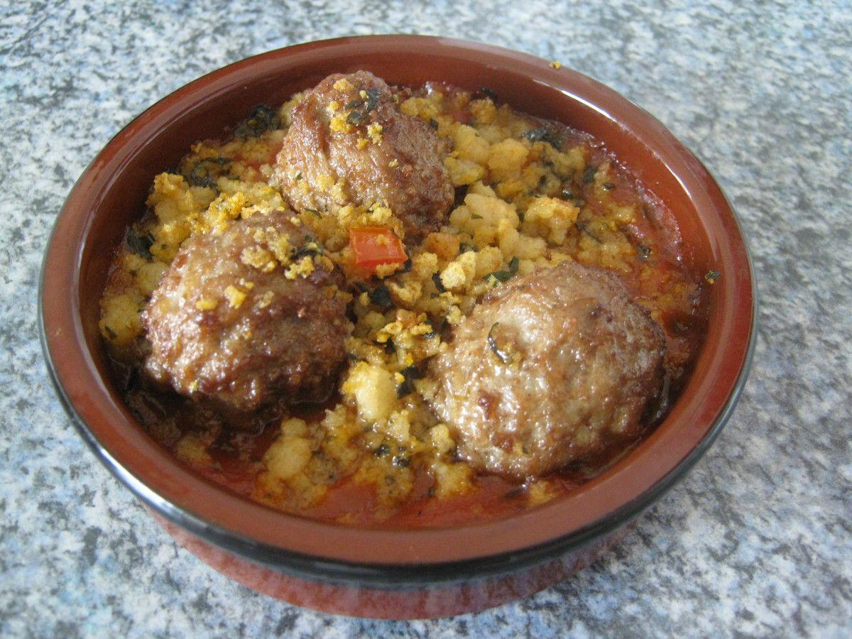 [Lidl] Sol&Mar Albóndigas Con Salsa de Tomate Picante (Hackfleischbällchen in feuriger Tomatensalsa im Tapas-Schälchen)