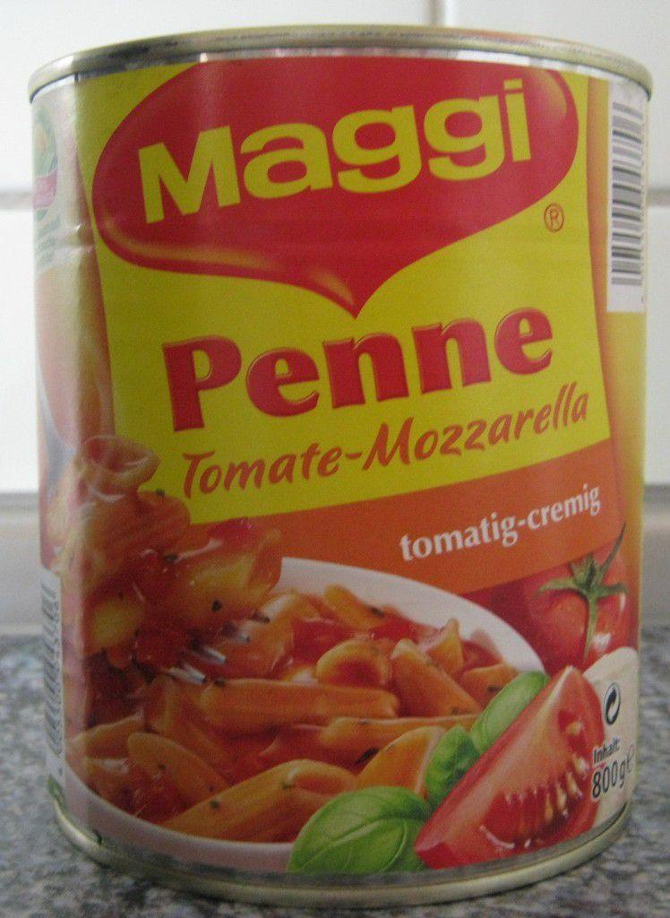 Maggi Penne Tomate-Mozzarella (tomatig-cremig)
