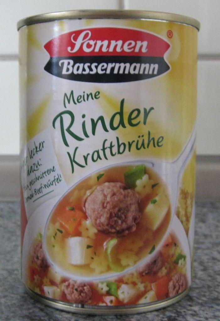 Sonnen Bassermann Meine Rinder Kraftbrühe