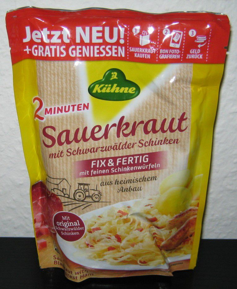 how to fix sauerkraut and wieners