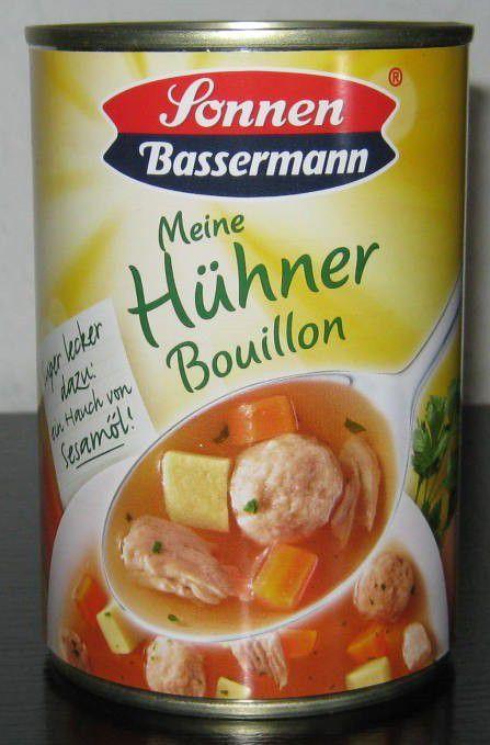 Sonnen Bassermann Meine Hühner Bouillon (Hühnerbouillon)
