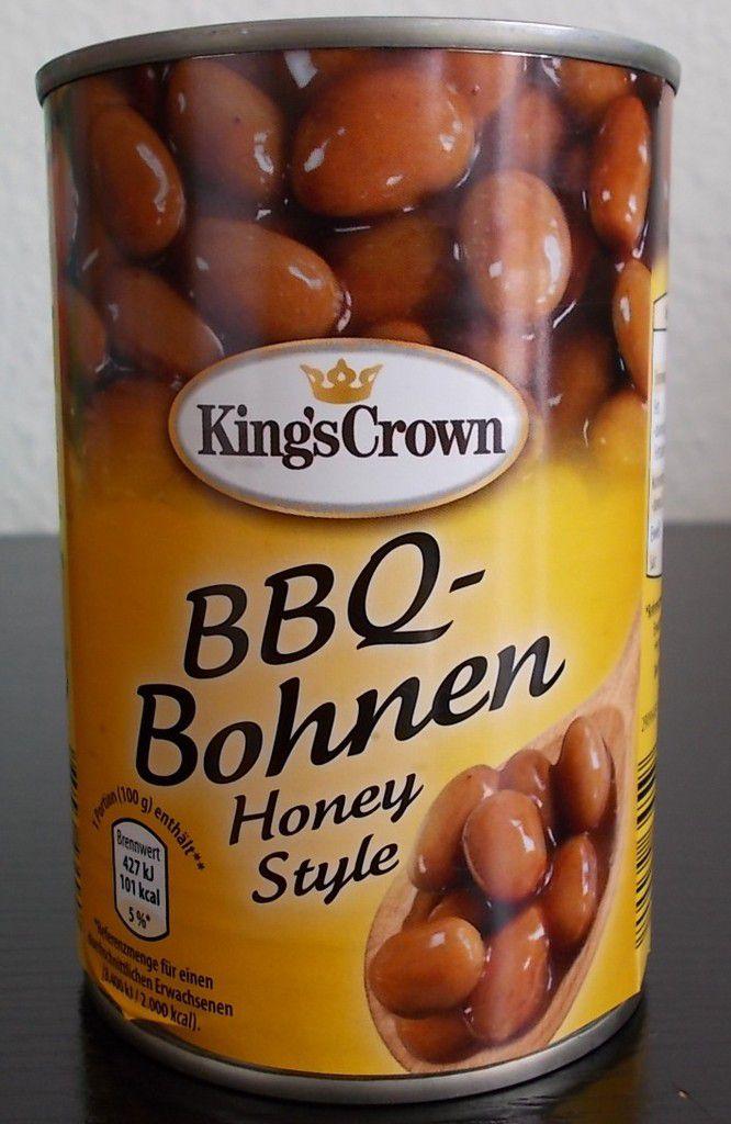 [Aldi Nord] King's Crown BBQ-Bohnen Honey Style