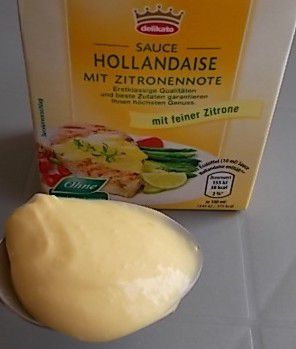 [Aldi Nord] Delikato Sauce Hollandaise mit Zitronennote