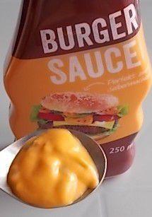 Develey Burger Sauce fruchtig würzig