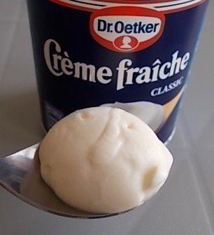 Dr. Oetker Creme fraiche Classic (Créme)