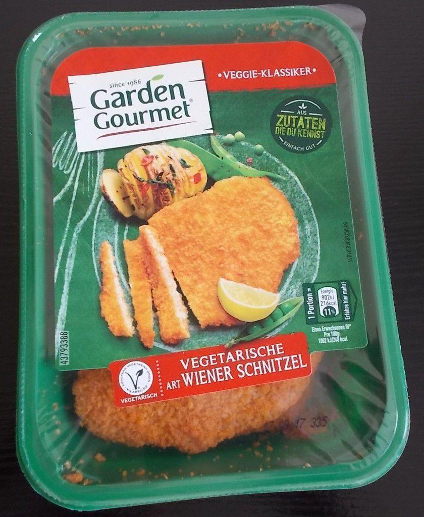 Garden Gourmet Veggie-Klassiker Vegetarische Art Wiener Schnitzel