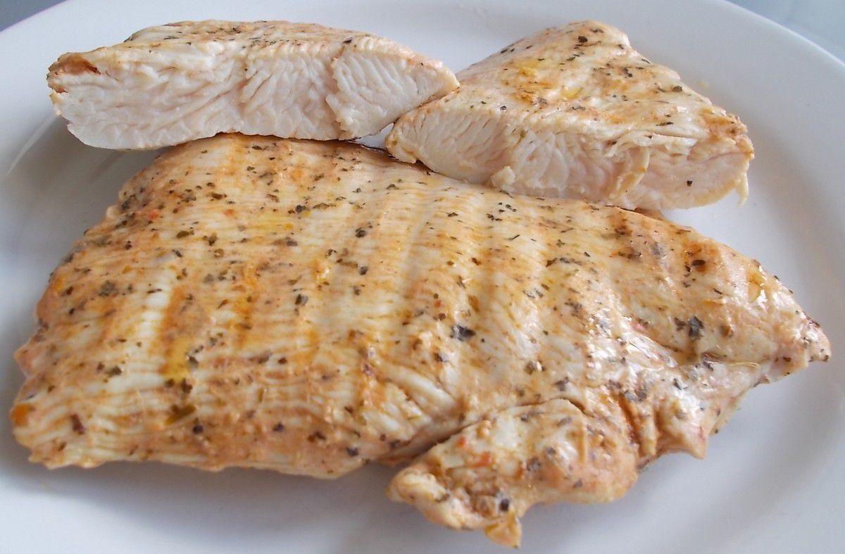 [Aldi Nord] Grill Time Kräuter Putenbrust-Steaks mariniert