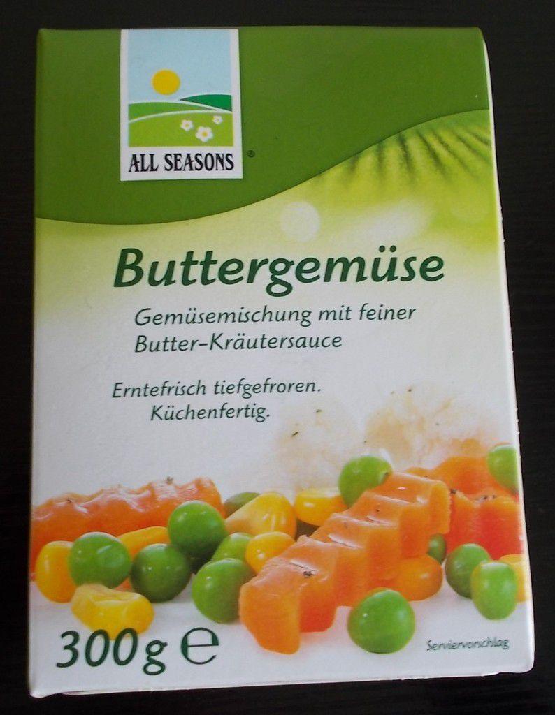 [Aldi Nord] All Seasons Buttergemüse mit Butter-Kräutersauce